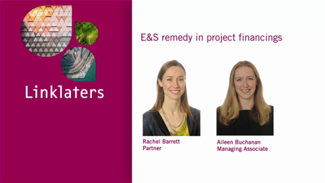 E&S remedy in project financings featured image