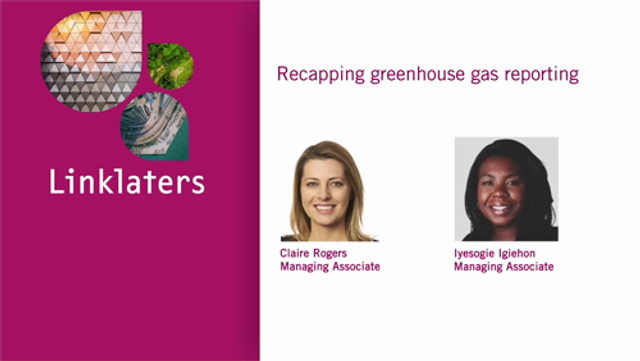 Recapping greenhouse gas reporting in the UK featured image