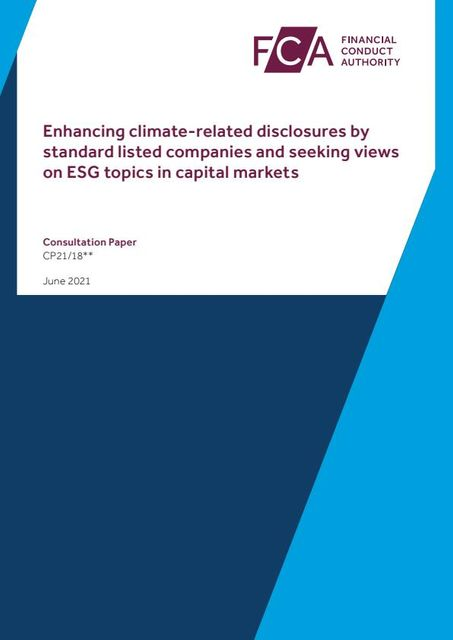 A regulated future for ESG ratings? featured image
