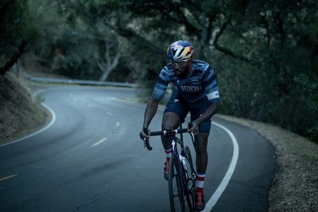 Justin Williams and L39ion Cycling are on a Mission featured image