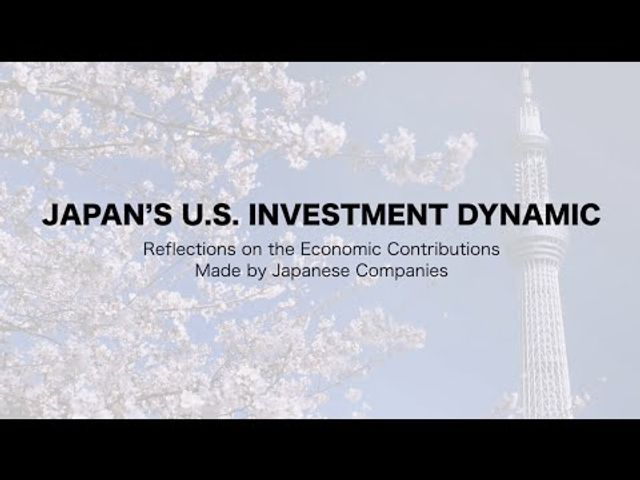 Japan is the Leading Foreign Investor in U.S. Manufacturing! featured image