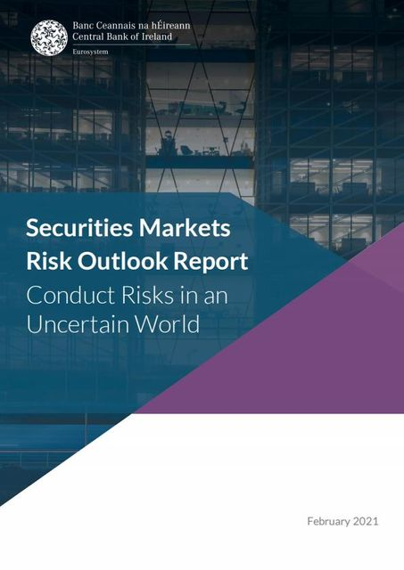 Central Bank of Ireland identifies market abuse as repeated area of focus for 2021 featured image
