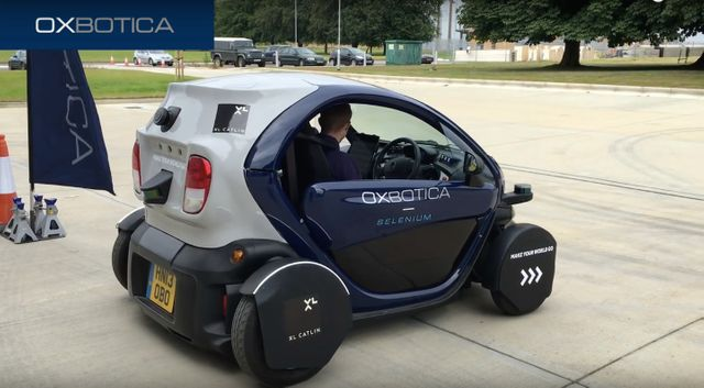 Autonomous vehicles - new rules for the road ahead! featured image