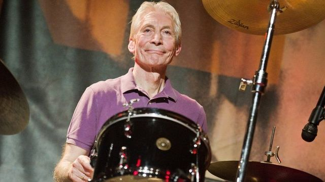 Charlie Watts, Legendary Drummer featured image
