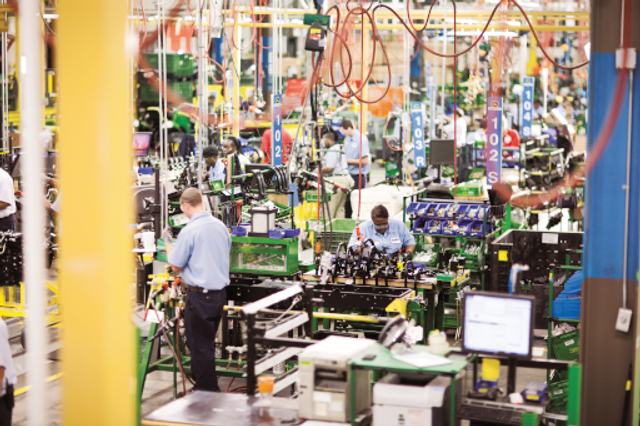 Use of 3.5 GHz Spectrum for Smart Factories featured image