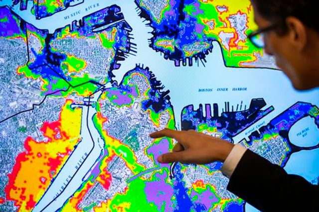 """Boston Harbor """"Levee"""" Plan Doesn't Have a Snowball's Chance in a Warming Climate featured image"""