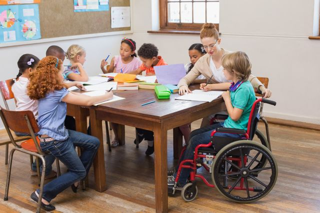 Accommodating Children with Physical Disabilities featured image