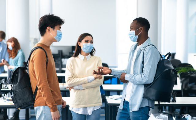 CDC to Recommend Masks Indoors Under Some Circumstances featured image