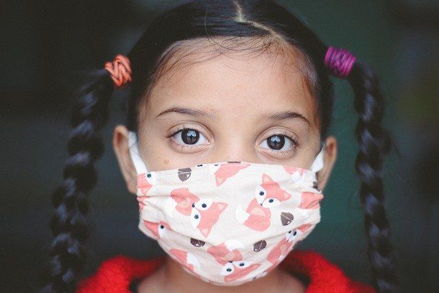 German Study: Masks May Be Harmful to Children featured image