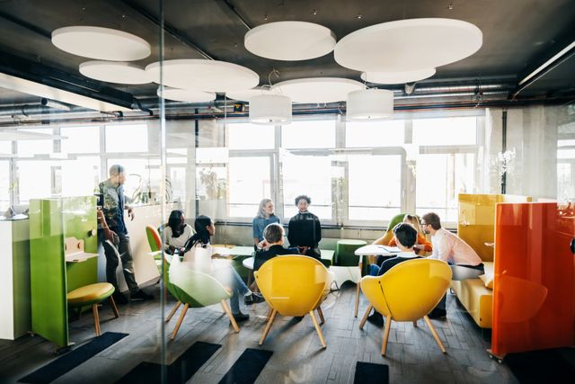 """Reimagining the Office as a """"Collaboration Destination"""" featured image"""