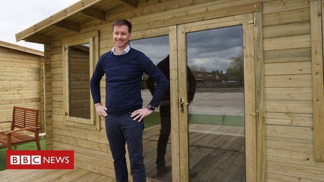Working from Home - Unbelievably Posh Sheds featured image