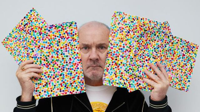Damien Hirst's The Currency featured image