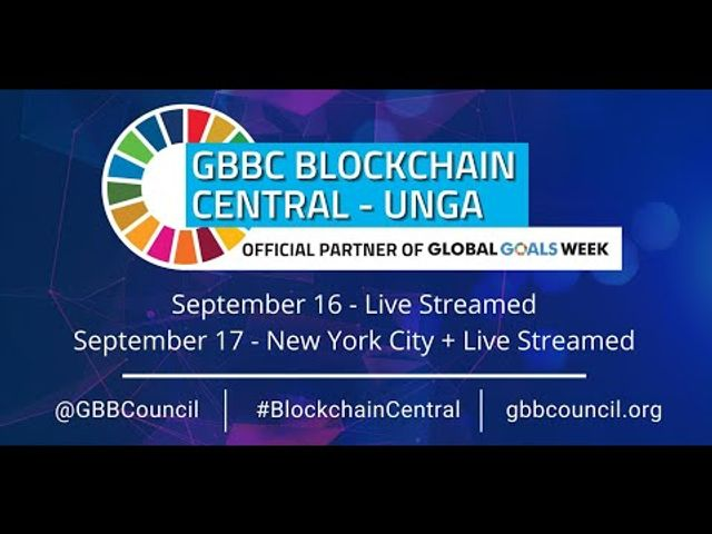 Shearman & Sterling Hosts GBBC's Blockchain Central UNGA featured image