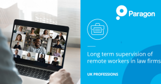 Long term supervision of remote workers in law firms featured image
