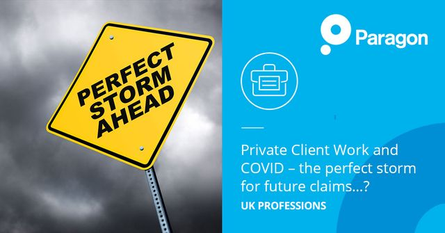 Private Client Work and COVID featured image
