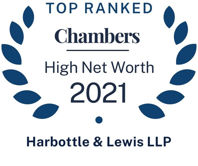 High commendation for H&L in Chambers HNW featured image