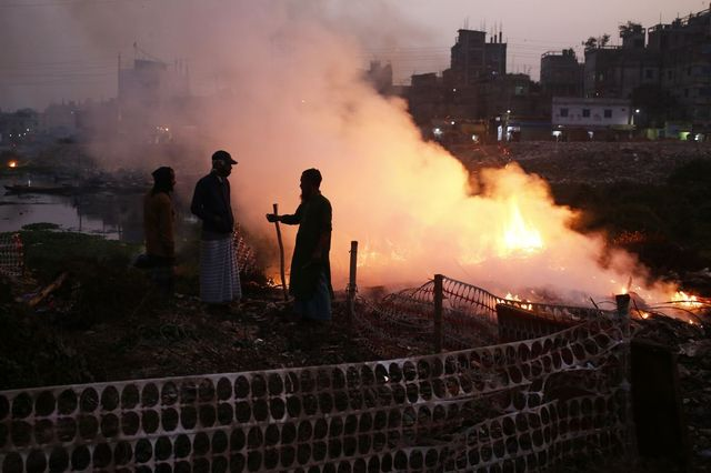A landfill in Bangladesh is leaking huge quantities of methane featured image