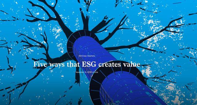 Five ways that ESG creates value featured image