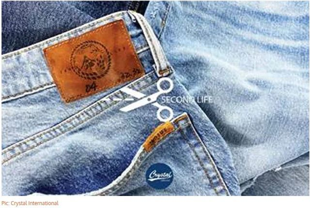Hong Kong's Crystal unveils eco denim collection Second Life online featured image