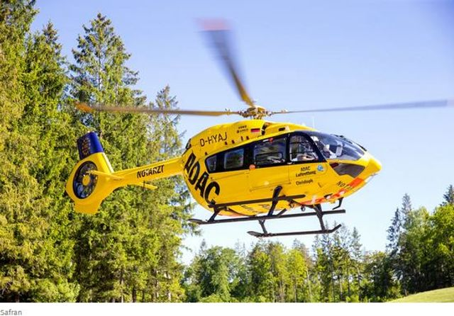 First Rescue Helicopter Flies on Sustainable Aviation Fuel featured image