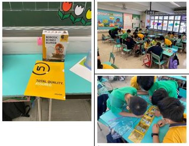 Build Back Ever Better: Hong Kong's Green Day in a Primary School (16th June, 2021) featured image