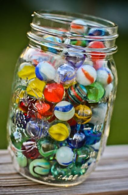 The most valuable possession I own is a jar of marbles featured image