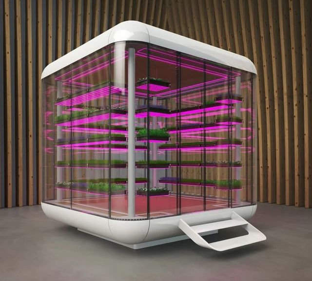 First serially produced walk-in climate greenhouse featured image
