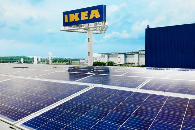 Ikea Plans To Invest $4.8 Billion In Renewable Energy By 2030 featured image