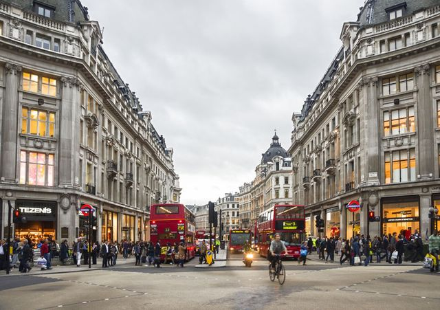 Sustainable September - London's Oxford Street launches 'Beyond Now' Sustainable Campaign with top retailers featured image