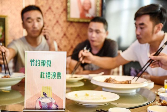 China Adopts Food Waste Law & Bans Binge Eating Videos To Foster 'Resource-Conserving' Society featured image