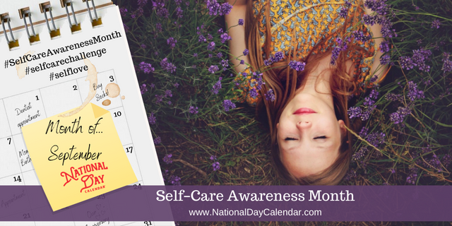 September is Self Care month featured image