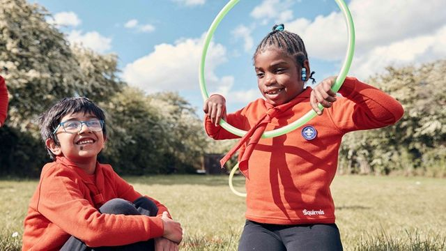 Scouts launch new initiative for children in poor areas featured image
