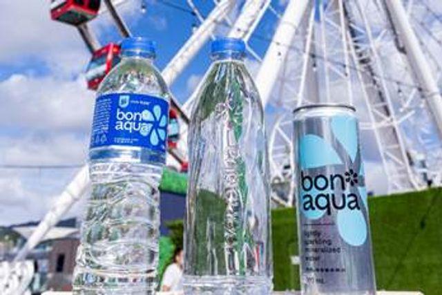 Bonaqua to launch label-less bottle to encourage sustainability featured image