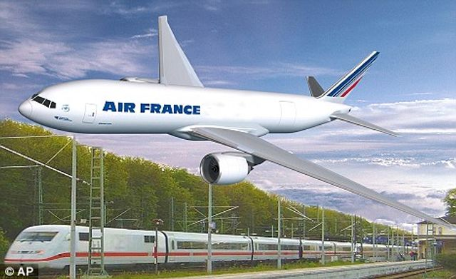 Air France's 'Train + Air' programme reaffirms commitment to environmental sustainability featured image