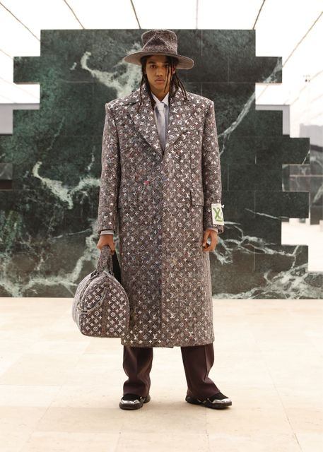 Louis Vuitton Men Felt Line is Eco-Responsible In Every Way featured image