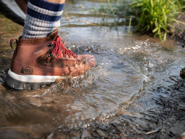 Everything You Need To Know About REI's First-Ever Eco Hiking Boots featured image