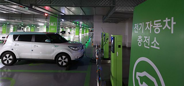 Korea's green vehicle count tops 1 million July, 4% of all four-wheels on the road featured image