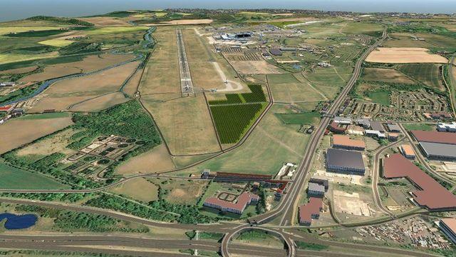 Edinburgh Airport's solar sustainability solution featured image