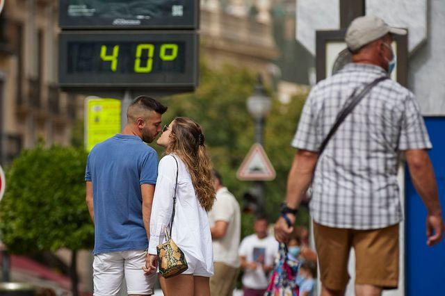 Los meteorólogos alertan de un futuro con más olas de calor como la que vive España featured image
