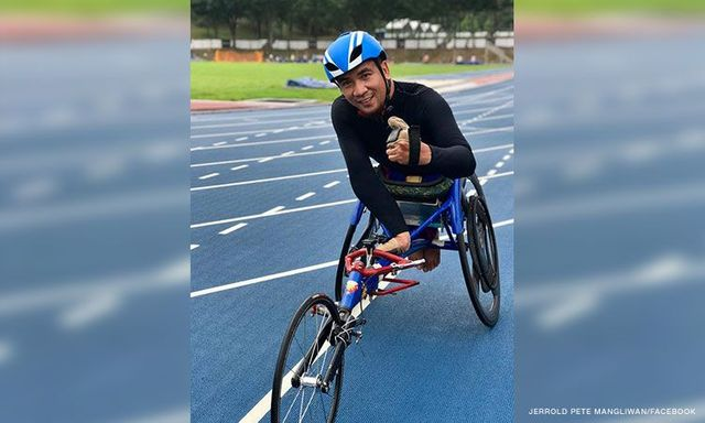 Jerrold Mangliwan beats Paralympic qualifying time in Nottwil meet featured image