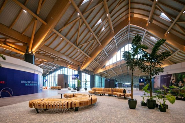 Inside the Filipino airport nominated for a world architecture award featured image