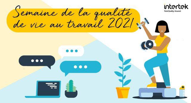 Semaine de la Qualité de Vie au Travail en France 2021 ! featured image