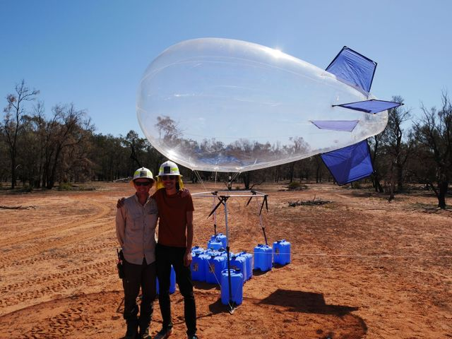 Zéphyr Solar: An autonomous solar balloon bringing electricity to disaster zones featured image