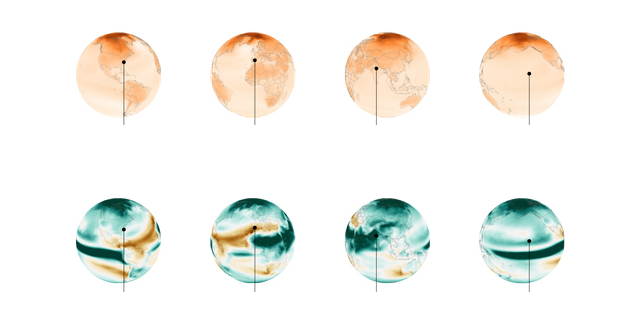 Un atlas interactivo para mostrar cómo sería el planeta con un calentamiento de 4 grados featured image