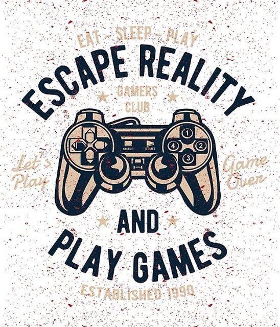 Are video games an escape from reality? featured image