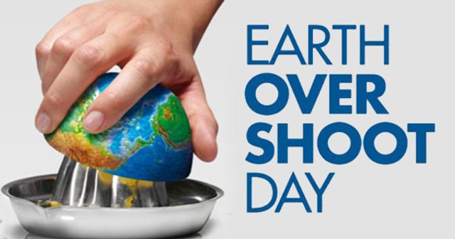 One earth is not enough - How green is your footprint? featured image
