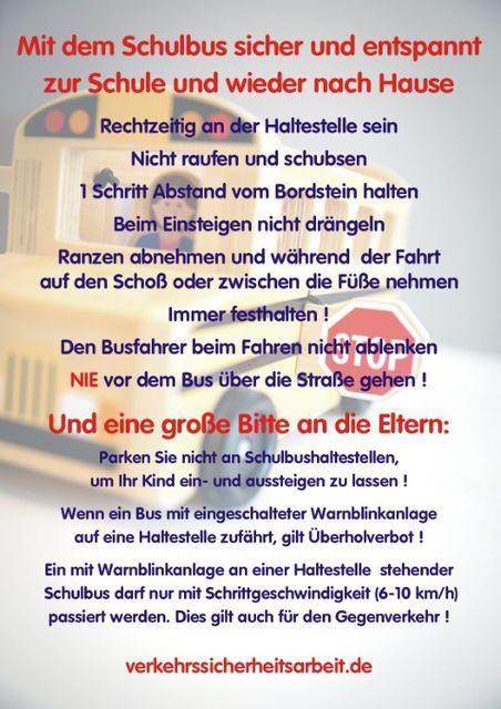Ferienende = Schulbeginn ! featured image