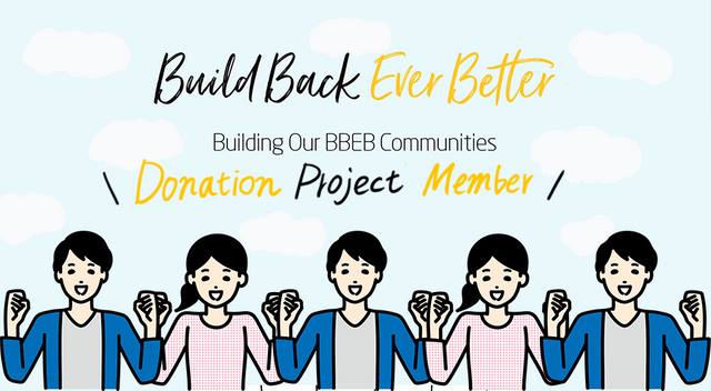 Trying new Donation Project in Japan featured image