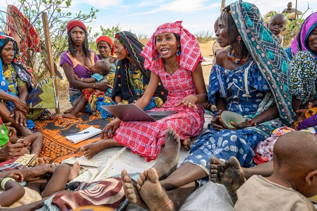 Women working in communities to address the world's most pressing issues featured image