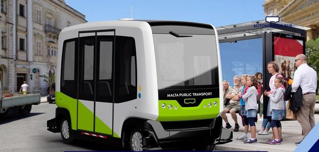 Driverless buses project launched featured image